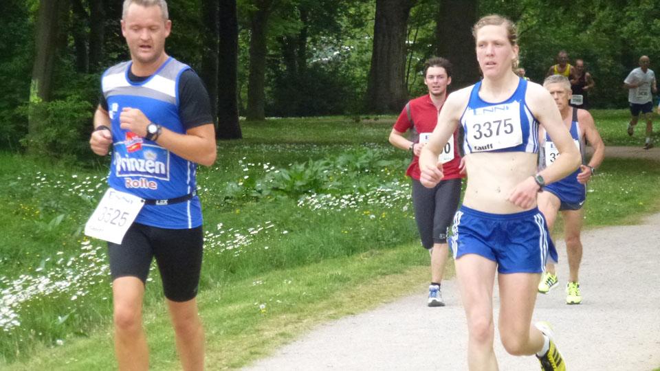 Sabrina Krämer, 10km Moerser Schloßparklauf - 26.04.2014 - Foto Laufszene
