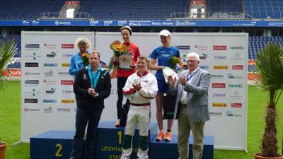 1. Sandra Klein-SG Wenden 2:48:11 2. Antje Möller-ASV Duisburg 3:05:07 3. Sabrina Krämer-LC Duisburg 3:06:07