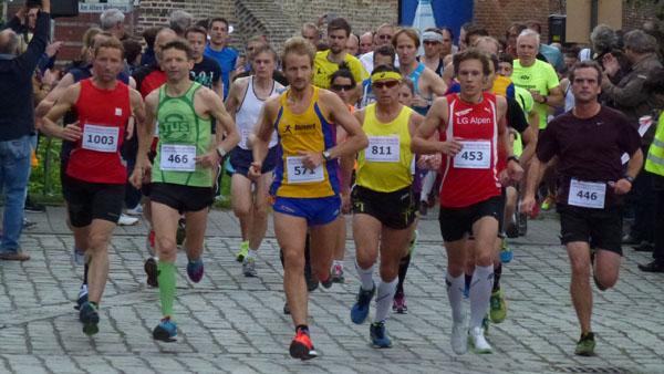 Start 10 km