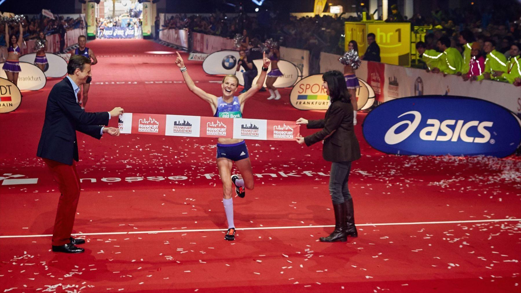 """Foto mit freundlicher Genehmigung von """"Frankfurt Marathon"""""""